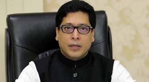 প্রতিমন্ত্রী মো. ফরহাদ হোসেন