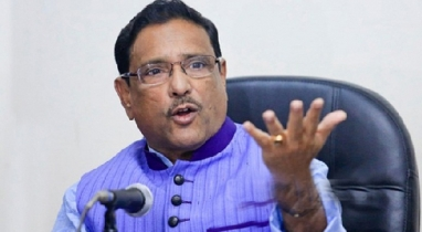 দেশের গণতন্ত্র ধ্বংস করতেই সাম্প্রদায়িক হামলা চালাচ্ছে বিএনপি: ওবায়দুল কাদের