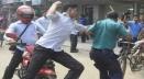 রাজধানীতে পুলিশের উপর হামলা চালিয়েছে সন্ত্রাসী দল বিএনপি