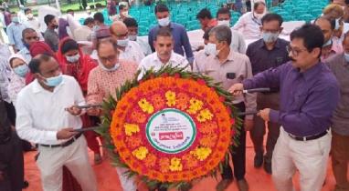 চাঁপাইনবাবগঞ্জে যথাযোগ্য মর্যাদায় পালিত হয়েছে শেখ রাসেলের জন্মবার্ষিকী