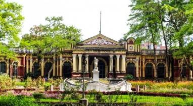 ময়মনসিংহের বিখ্যাত ঐতিহাসিক রাজবাড়ি শশী লজ
