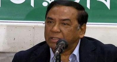 ব্যর্থ রাজনৈতিক দলের তকমা পেয়েছে বিএনপি: মেজর (অবঃ) হাফিজ উদ্দিন