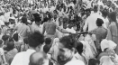 ১২ জুন ১৯৭১: মুক্তিযুদ্ধকালীন সময়ে ভারতে বাংলাদেশী শরণার্থীর সংখ্যা ৫৮ লাখ