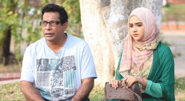 'এইম ইন লাইফ' নাটকে মোশাররফ করিম ও কেয়া পায়েলের জুটি