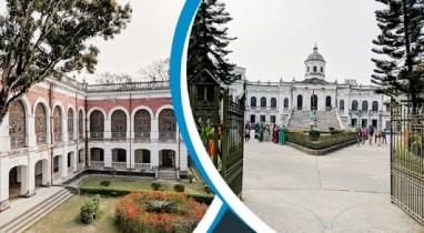 রংপুরের ঐতিহ্য 'তাজহাট জমিদার বাড়ি'