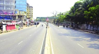 কঠোরভাবে লকডাউন বাস্তবায়িত হচ্ছে বন্দরনগরী চট্টগ্রামে
