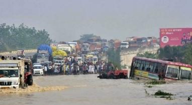 নেপাল ও ভারতে বন্যা-ভূমিধসে ২০০ জনের মৃত্যু