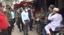 কিশোরগঞ্জে স্বাস্থ্যবিধি না মানায় জরিমানা ভ্রাম্যমান আদালতের