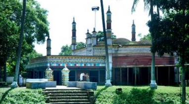 ঝিনাইদহের শৈলকুপা শাহী মসজিদ: সুলতানি আমলের স্থাপত্যকীর্তি