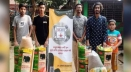দুর্গাপুরে অসহায়দের মাঝে ইফতার সামগ্রী বিতরণ রক্তদান ফাউন্ডেশনের
