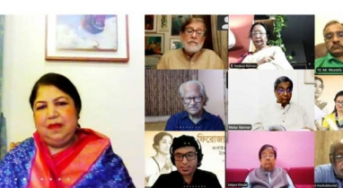 চিরস্মরণীয় হয়ে থাকবেন শিল্পী ফিরোজা বেগম: স্পিকার