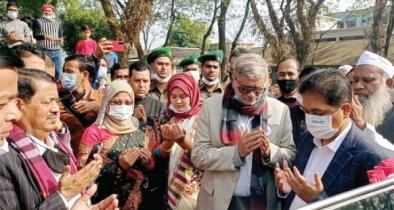সুনামগঞ্জের উন্নয়ন কর্মযজ্ঞে হবে রেললাইন: পরিকল্পনামন্ত্রী